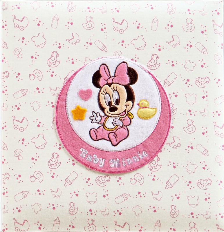 ミッキー&フレンズベビーアルバム <LB617-2>