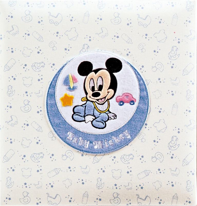 ミッキー&フレンズベビーアルバム <LB-617-1>